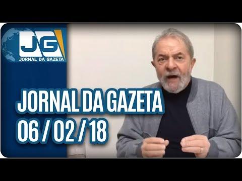 Jornal da Gazeta - 06/02/2018
