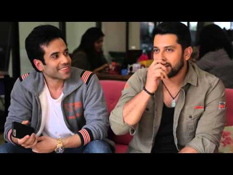 Inappropriate Questions With Aftab Shivdasani & Tusshar Kapoor