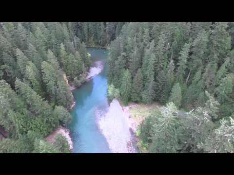 Cowlitz River- Packwood, Washington- April 2016 DJI Phantom 3 Pro