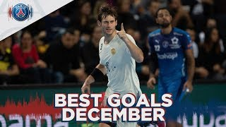 Best Goal - December : Fantastic Chabala on a penalty for Uwe Gensheimer
