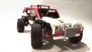 Lego Mindstorms Outland3r 2.0 | Ev3 Motorized Outlander Utility SUV