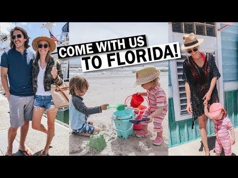 Family Florida Vacation Vlog | Lee Benjamin