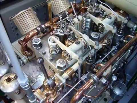 sleepboot Obelix 2 cilinder industrie