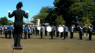 湘南台高校 吹奏楽部 後ほどタイトル編集いたします。White Shooting St...