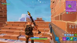 Fortnite: First game won in season pass 4