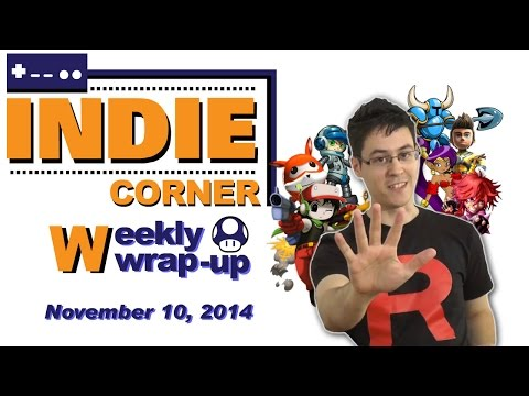 Shovel Knight Free DLC, Go-Karts in Project CARS - Indie Corner Weekly Wrap-Up Nov 10