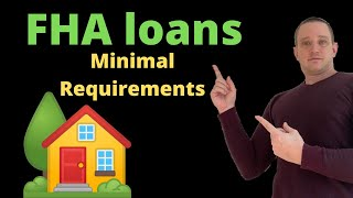 NEW FHA Loan Requirements  First Time Home Buyer  FHA Loan 2021