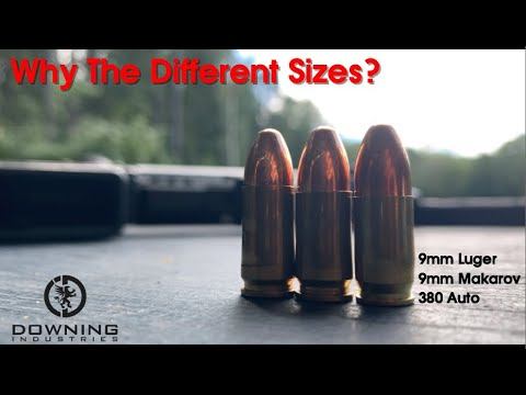 Will a 380 Auto case fire a 9mm round?
