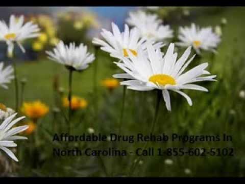 Local & Affordable Drug Rehab Programs In North Carolina 855 602 5102