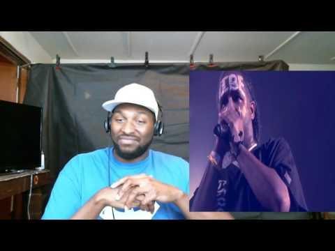Tech N9ne - This Ring (live) Reaction