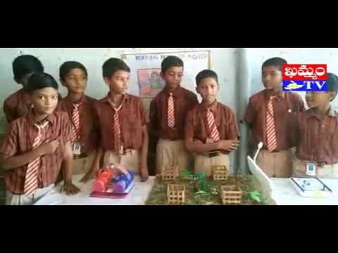 khammam tv : kalluru century techno school expo