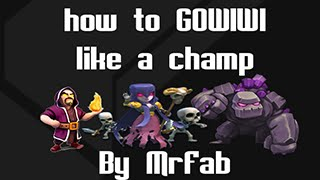 Clash Of Clans | How to GOWIWI like a champ TH9