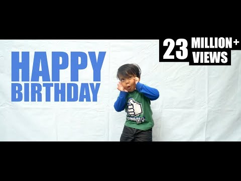 Gen Halilintar - Happy Birthday Happy Grateful (Official Music Video)