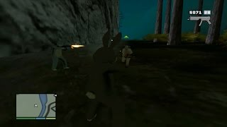 "MisteriX. - Grand Theft Auto San Andreas ""White Rabbit Killer"" (Odcinek 30) [HD]"
