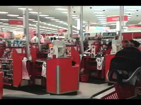 target store assualt by security