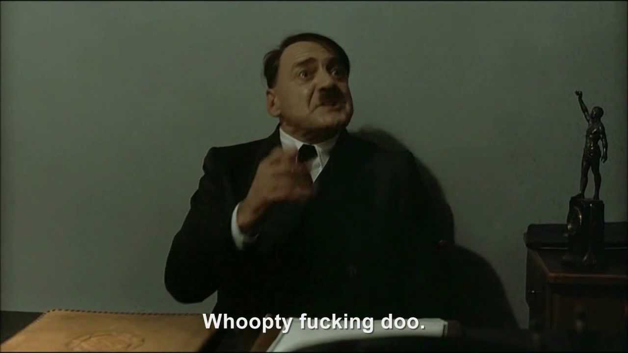 Hitler is informed about the Xbox One