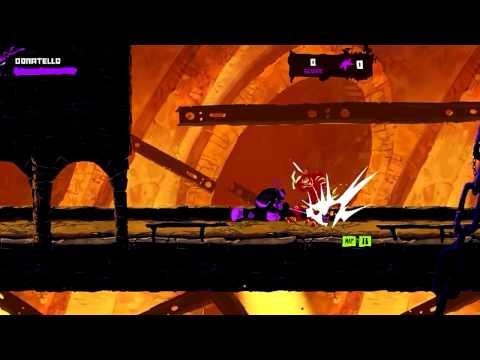 игра мультик черепашки ниндзя темные времена игра никелодеон # 1 лучшие игры HD