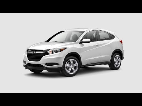 2018 Honda Hr V Changes