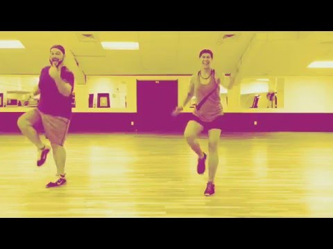 """Justin Timberlake """"Can't Stop the Feeling!"""" Zumba choreography by Jodes"""