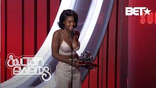 Summer Walker Wins Best New Artist Award!   Soul Train Awards 2019
