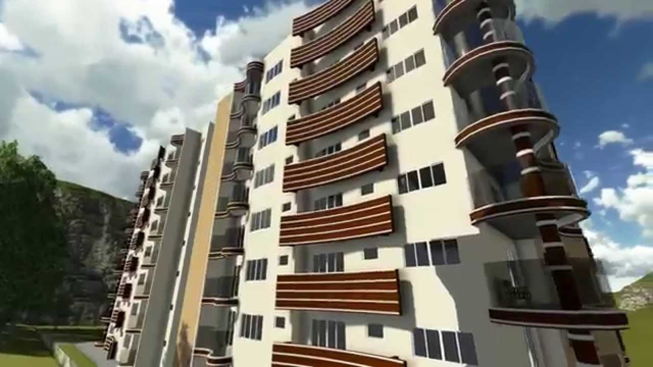 Projetos de casas e pr dios modelo de fachada de um for Modelo de fachada de casa
