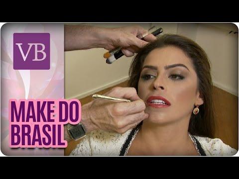 Estilos de Maquiagem no Brasil - Você Bonita (07/07/16)