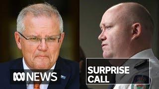 NSW fire boss scolds PM, Scott Morrison denies Facebook post an advertisement