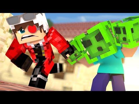 НОВЫЙ МИНИ РЕЖИМ НА КУБКРАФТЕ! ПОБЕГ ОТ СЛАЙМОВ! Minecraft Slime Survive