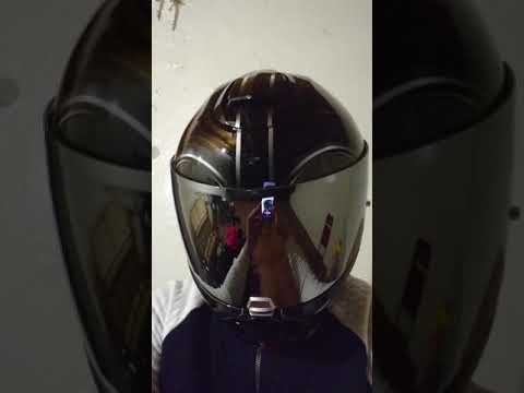 9df65699 HJC RPHA 90 DARTH VADER SILVER STAR WARS - YouTube