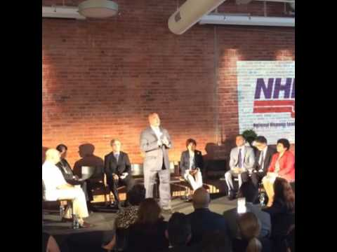 DNC Latino Priorities Forum Part 1