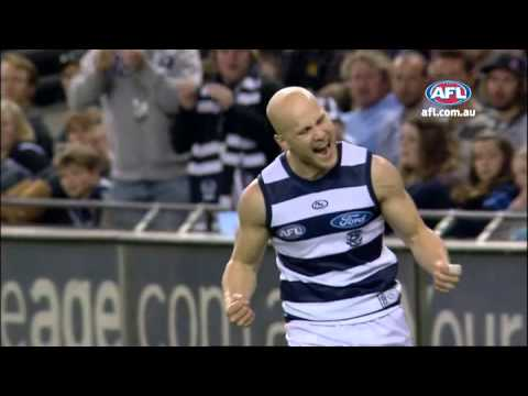 Gary Ablett Jnr - 250 awesome AFL games