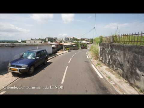 Gabon ; Les voiries à OWENDO