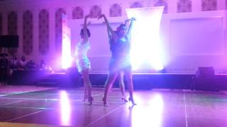 Hong Kong Salsa Dance Performance by Chunky Onion Productions