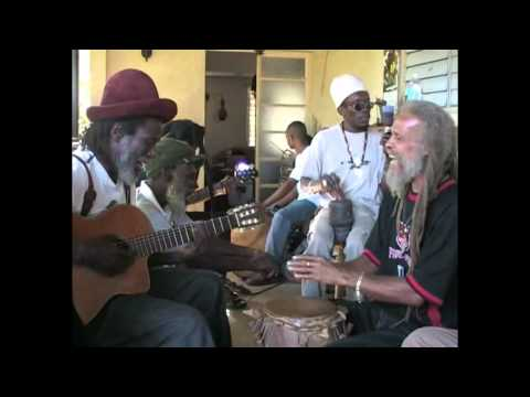 The Congos - Open Up The Gate, Inna de Yard - HD! DVD Quality!