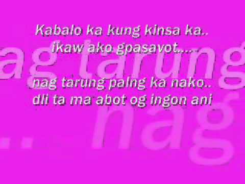 Hero Bisaya Version With Lyrics Youtube