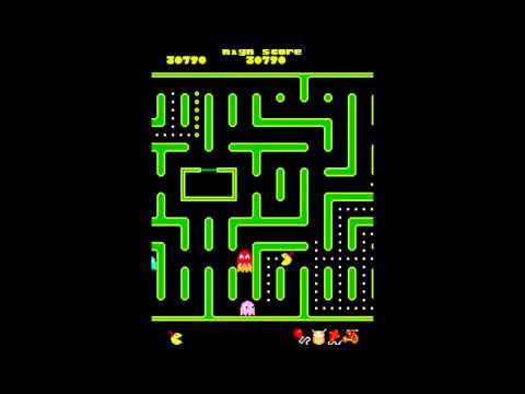 Arcade: Jr. Pac-Man (Speedup Kit)