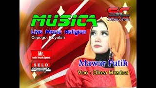 MUSICA - Cepogo Boyolali - MAWAR PUTIH - Voc. Dhea Musica