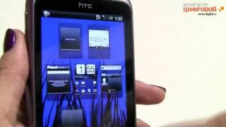 Видеообзор смартфона HTC Wildfire S