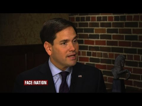 Full Interview: Marco Rubio, November 1