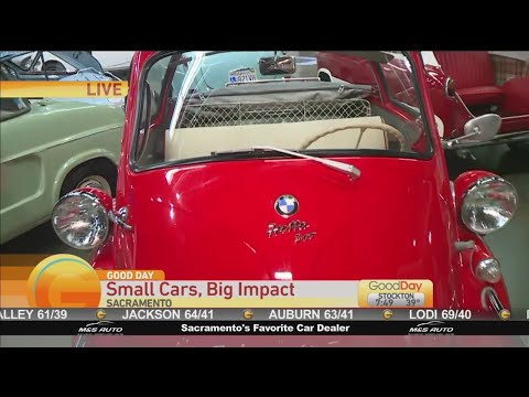 Small Cars, Big Impact