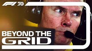 Renault Sporting Director Alan Permane On 30 Years In F1 | Beyond The Grid | Official F1 Podcast
