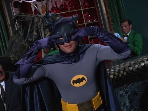 Batman 1966 - The Batusi