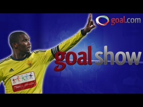 The Goal Show - Samuel Eto'o scores two in Europa League, plus loads more