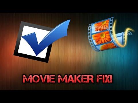 Windows Movie Maker Fix for Windows 10 - Fix for Video ... | Doovi