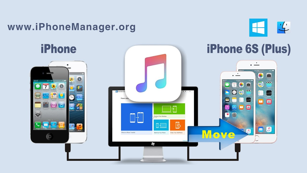 Sync iphone music with iphone 6s copy songs from old iphone to iphone