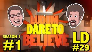 LUDUM DARE TO BELIEVE! - PART 1 - Button Masher Bros.