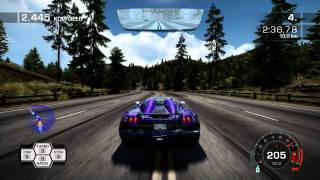 Need for Speed Hot Pursuit Crazy Race