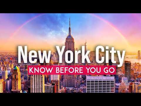 Things to know BEFORE you go to NEW YORK CITY | NYC Travel Tips 2021
