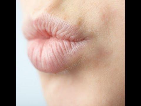 Как сделать губы красивыми? Фитнес дома
