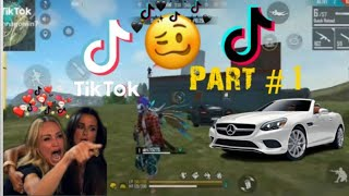 Free Fire Tik Tok videos // Best funny videos of Free Fire // Garena free fire funny videos